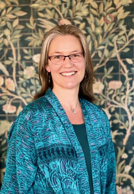 Terapeut og underviser Sandra Buchhardt